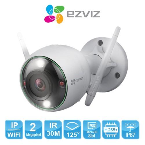 Camera EZVIZ C3N 1080P tích hợp AI Wifi không dây ngoài trời, đại lý, phân phối,mua bán, lắp đặt giá rẻ