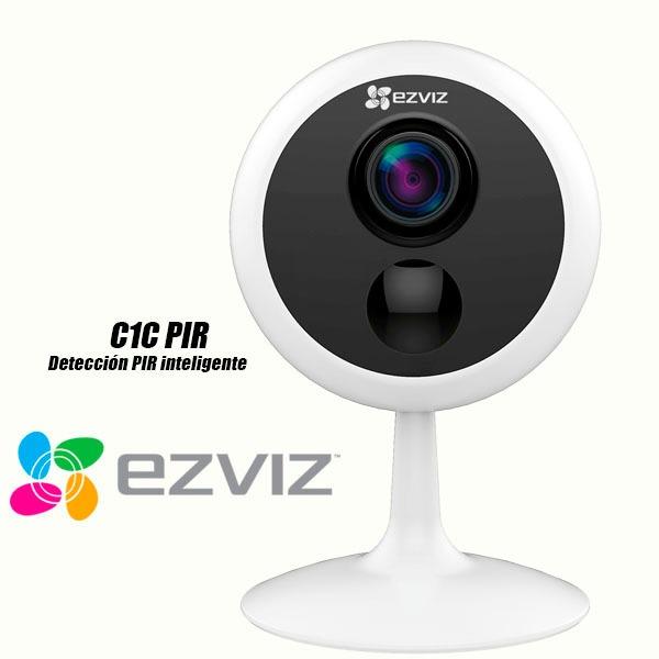 Camera EZVIZ C1C PIR 1080P wifi CS-C1C-D0-1D2WPFR, đại lý, phân phối,mua bán, lắp đặt giá rẻ