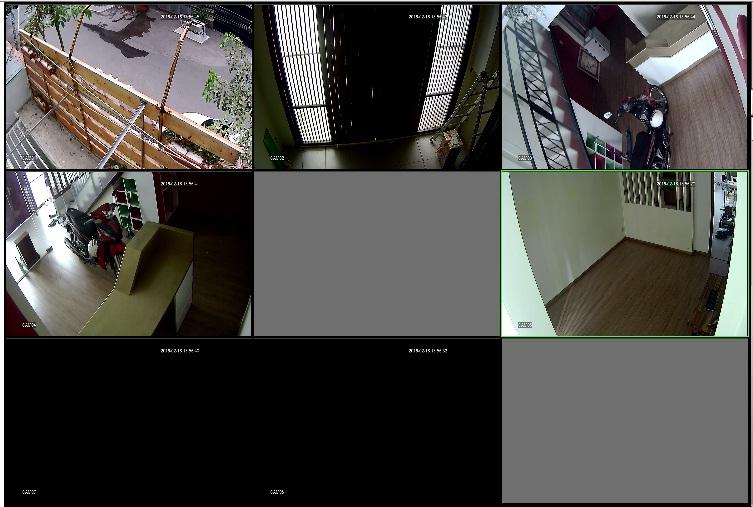 Lắp camera cho công ty mỹ phẩm tại Quận Bình Thạnh