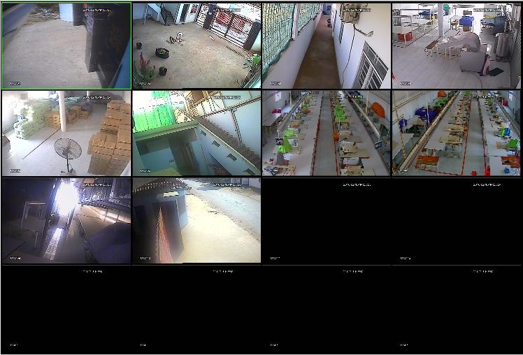 Lắp đặt camera quan sát xưởng may tại Hóc Môn