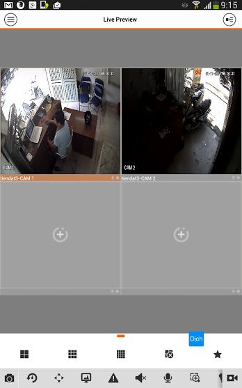 lắp đặt camera quan sát tiệm cầm đồ
