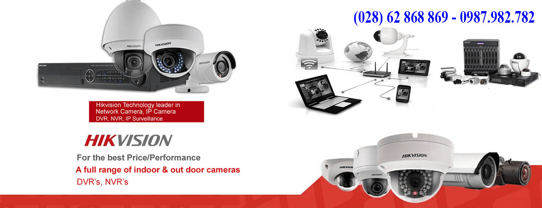 TRỌN GÓI CAMERA CAO CẤP - Camera HIKVISION 1.0M , 720P