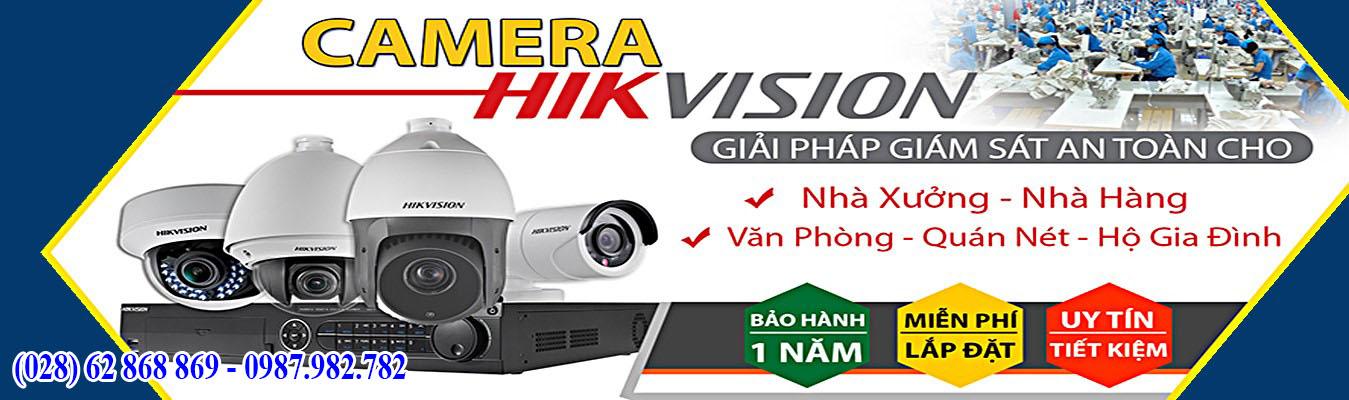 TRỌN GÓI CAMERA CAO CẤP SIÊU NÉT- Camera HIKVISION 3.0M , 1080P