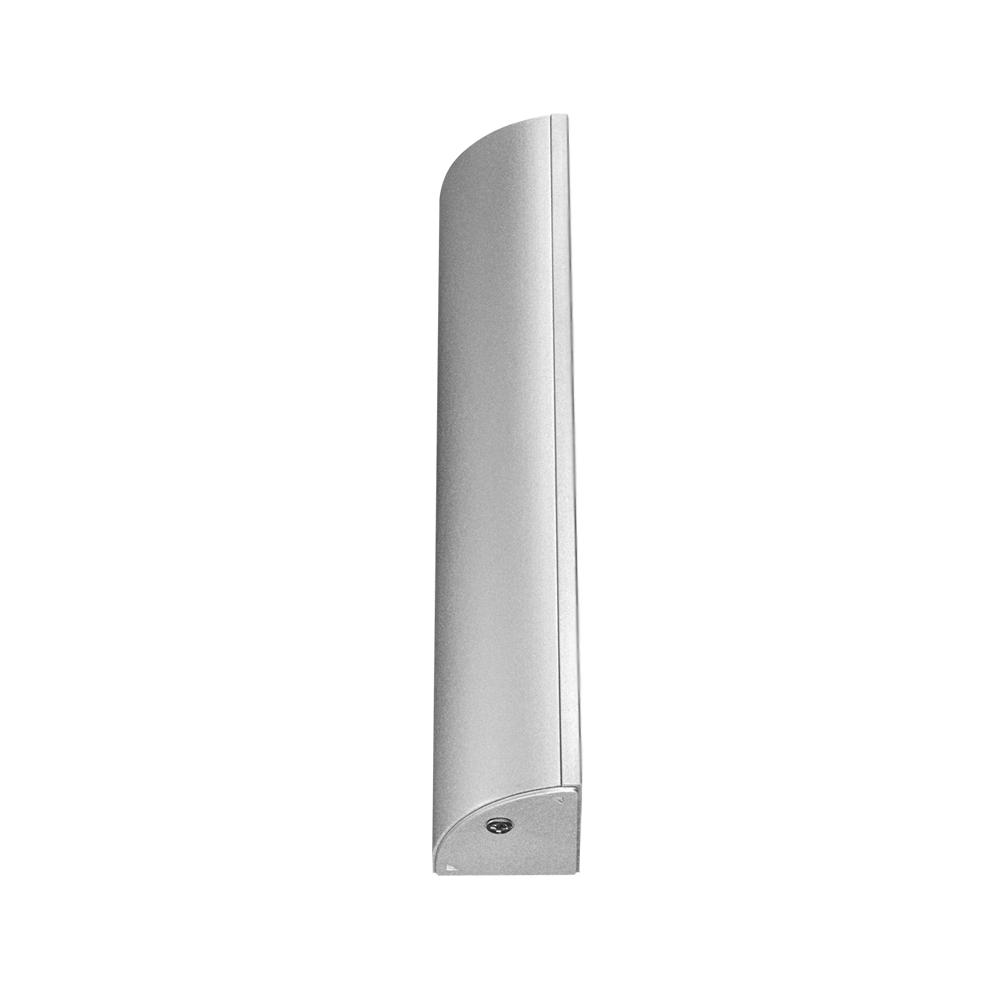 Bộ bát gá khóa hít nam châm điện từ MBK-280LC (lắp cửa kính), đại lý, phân phối,mua bán, lắp đặt giá rẻ