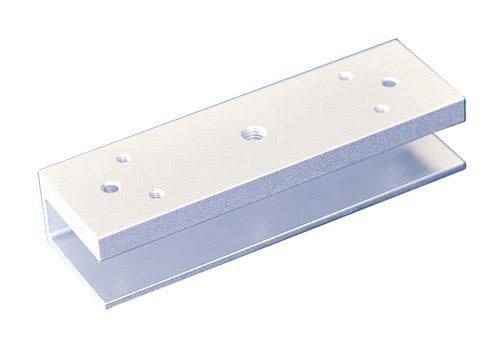 Bộ bát gá khóa hít nam châm điện từ MBK-280UL, đại lý, phân phối,mua bán, lắp đặt giá rẻ
