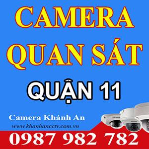 lắp đặt tại quận 11 camera quan sát trọn gói