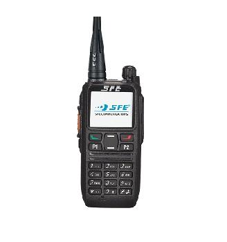Máy bộ đàm cầm tay SFE SD300K, đại lý, phân phối,mua bán, lắp đặt giá rẻ