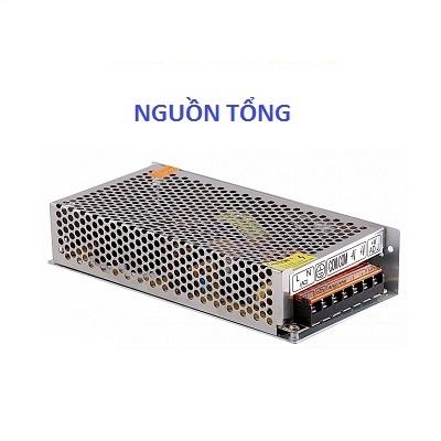 Nguồn tổng tập trung 12V - 15 Ampe, đại lý, phân phối,mua bán, lắp đặt giá rẻ