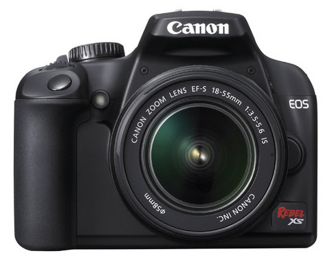 Canon EOS 1000D (Rebel XS / Kiss F) Review