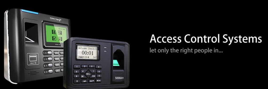 hệ thống kiểm soát ra vào bằng thẻ, vân tay, mật khẩu