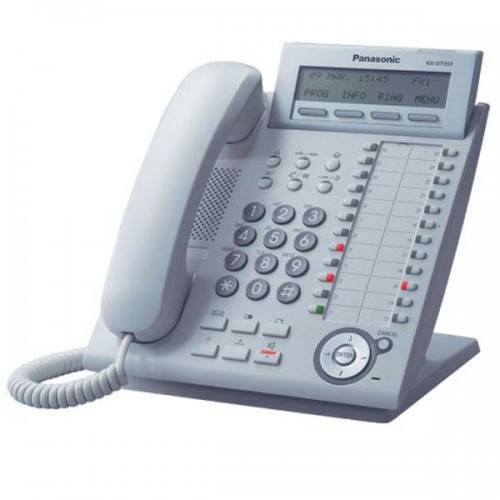 Máy điện thoại lễ tân Panasonic KAX-DT333X, đại lý, phân phối,mua bán, lắp đặt giá rẻ